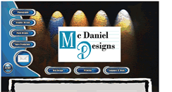 Preview of mcdanieldesigns.net