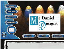 Tablet Preview of mcdanieldesigns.net